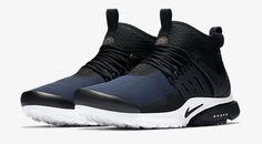 The Nike Air Presto Mid Utility Obsidian Releases Tomorrow