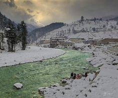 Winter in Swat Pakistan