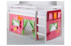something like this for the bottom bunk?