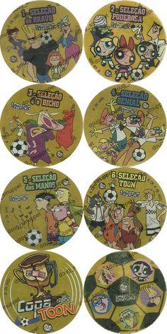 Toon Tazo na Copa Elma Chips, Tazo, Old Toys, Retro, Cartoon Network, Nostalgia, Old Things, Wallpaper, Creative