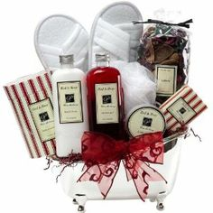 Art of Appreciation Gift Baskets White Mulberry Bathtub Spa Bath and Body Set by Art of Appreciation Gift Baskets Price: $22.61 ($22.61 / count) & FREE Shipping on orders over $25. Details
