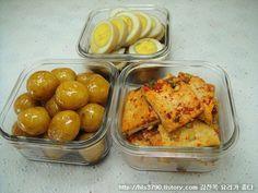 저렴한 조림반찬 3가지 *^^* – 레시피 | Daum 요리