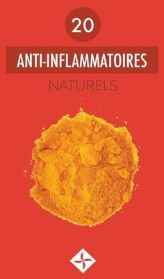 L'inflammation du corps est une des principales sources des maladies et de cancers. En cause, les aliments raffinés, sucrés, industriels et le mode de vie. Pour y remédier, voici une liste d'antioxydants naturels... #remedes #curcuma #detox #intestin