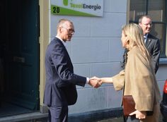 Koningin Máxima bezoekt TexelEnergie 9 april 2015| ModekoninginMaxima.nl