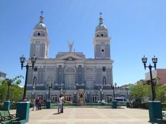 Catedral de Nuestra Señora de la Asuncion Santiago de Cuba