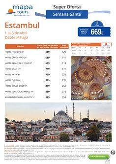 Estambul Semana Santa  desde Malaga**Precio final desde 669** ultimo minuto - http://zocotours.com/estambul-semana-santa-desde-malagaprecio-final-desde-669-ultimo-minuto/