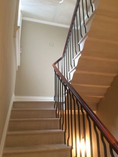 Stone Staircase In Contemporary Country House Ascot Www