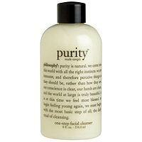 Philosophy - Purity Made Simple One-Step Facial Cleanser in 8 oz. #ultabeauty @bvanmeermarkham --this is the highest rated product