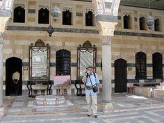 #magiaswiat #podróż #zwiedzanie #damaszek #blog #azja #saladyn #syria #mauzoleum #meczet #umajjadow #krysztalowy #azim #palac #bosra #palmyra #malouli #malula Palmyra, Syria, Blog, Blogging