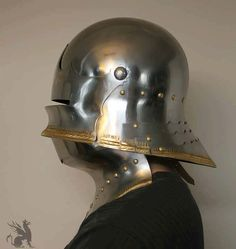 Dark Sword Armoury German Gothic Sallet page