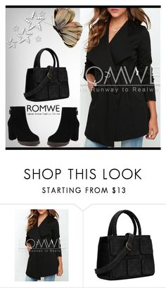 """""""6"""" by ena-ena ❤ liked on Polyvore featuring romwe and polyvoreeditorial"""