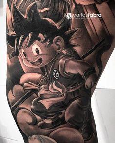 Goku y su nube. Primera saga de Dragon Ball. Aquí empezó todo... toda la serie que marcó un antes y un después en nuestras vidas. Esta es una de las piezas de la pierna completa de @hector_fenollar y está colocada en la parte de la rodilla. Realizado en @cosafina_tattoo #thebesttattooartists #thebestspaintattooartists #thebestbngtattooartists #tat #tattoo #tattoos #inked #goku #dragonball #tattooartist #aloetattoo #radiantcolorsink #cheyenne #cosafinatattoo #carlosfabra