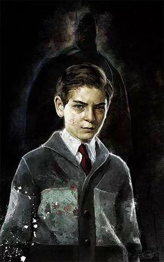 Gotham TV show Bruce Wayne by Daniel Murray