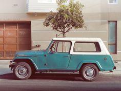 1967 Kaiser Jeepster Commando