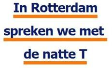 Een echte Rotterdammer herken je natuurlijk gelijk aan de uitspraak. Een 'o' wordt een 'oou' en de 'e' wordt de 'eej'. Ook de werkwoordsvormen verdraaien we fi