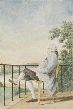 Le Marquis de Turgis / By Carmontelle.