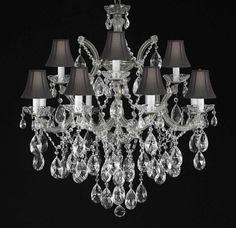 Maria Theresa Chandelier Crystal Lighting Chandeliers Wit... https://www.amazon.com/dp/B00CXXVQJG/ref=cm_sw_r_pi_dp_x_pErEybVVJ5ZM8