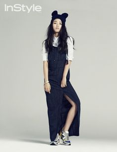 Kim Yoo Jung - InStyle Magazine September Issue '14