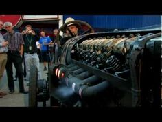 15 Big Engines You May Not Know About. Monster Engines Starting Up Compilation. Old Hot Rods, Aircraft Engine, Chain Drive, Monster Trucks, Engineering, Thunder, Youtube, Museum, Vintage Cars