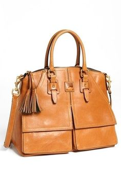 Dooney   Bourke  Clayton  Satchel 40a1c5d8374a9