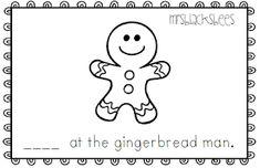 SGBlogosfera. María José Argüeso: Fichas en Inglés Gingerbread Man, Activities, Fictional Characters, Learning English, Zodiac Signs, Fantasy Characters, Gingerbread Man Cookies