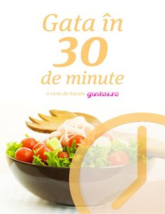 Retete Gata in 30 de Minute Cold Vegetable Salads, Taco Salat, 30th, Cooking Recipes, Dinner, Vegetables, Ethnic Recipes, Food, Ideas