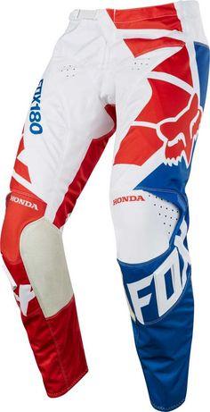 מכנס HONDA 180 Motorcycle Gear b0f52356b