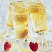 Champagne ardent