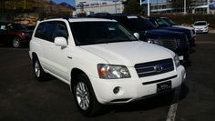 Deal of the Day! 2006 Toyota Highlander with 126k miles! Asking $11995! Call or text Robert to set up your VIP appointment today!