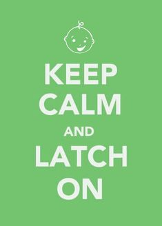 Staying calm not only makes the breastfeeding experience more enjoyable but it also helps with your let down.