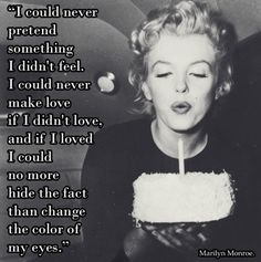 """""""I'm not interested in money, I just want to be wonderful."""" (marilyn monroe,happy birthday,love,quote,beautiful,photography,black and white,pretty)"""