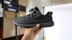 999dbecfab117 Adidas by Kanye West Yeezyboost 350 Pirate Black I Follow us on Twitter   https
