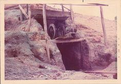 Chancadora de minerales Planta MINCOSA.