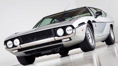 STORMWHEELS: 1968 Italia - Lamborghini ESPADA - Design Carrozze...