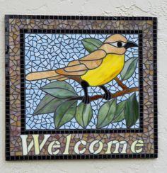 mosaic sign - Buscar con Google