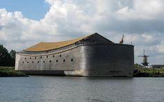 2J De Ark van Johan houten reconstructie van de Ark van Noach-Big_Ark_in_Dordrecht_3
