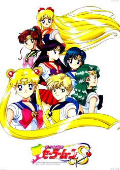 Sailor Moon S / Season 3