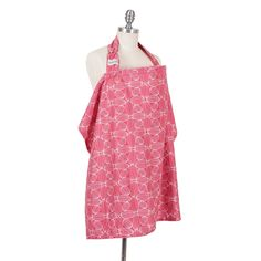 NEW- Spring Collection! Nursing Cover in Montecito print- by Bebe au Lait