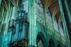 St. Bavo's Cathedral, Ghent, Belgium via @TravelPast50