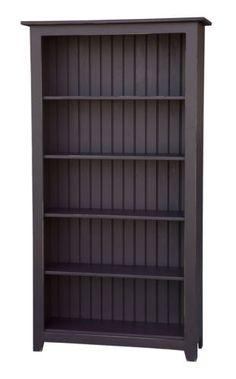 BOOKCASE w Cabinet Amish Handmade Primitive Country Decor Book Case Furniture