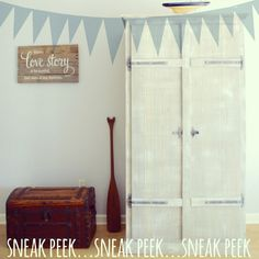IKEA Hack: Fjell Wardrobe via The Thinking Closet
