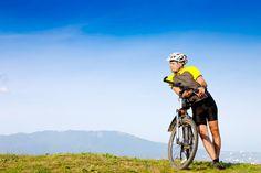 Admirando a paisagem depois de umas boas pedaladas! #ciclismo #cycling #pedal #pedalar #paisagem #esporte #atleta #saude #bicicleta