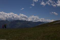 In der Natur unterwegs: Vier Täler, drei Pässe im Locarnese - Auf dem Passo del Bùsan - #ExpeditionLocarnese