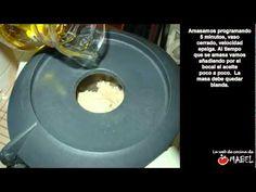 Pan chapata con thermomix - La web de cocina de Mabel Thermomix Bread, Pan Relleno, Pan Bread, Food N, Cooking Videos, I Foods, Bread Recipes, Ideas, Home