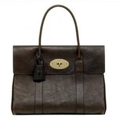 Mulberry Bayswater Bag Spongy Chocolate #Handbags