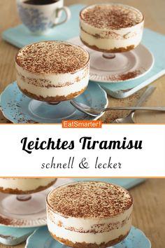 Tiramisu - Dessert Home Easy Vanilla Cake Recipe, Chocolate Cake Recipe Easy, Chocolate Cookie Recipes, Cake Chocolate, Easy Cheesecake Recipes, Easy Cookie Recipes, Dessert Recipes, Fudge Recipes, Cupcake Recipes