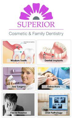 We specialize in various Dental procedures like #Dentalimplants #Extractions #Invisalign #Whitening #Crowns #Bridges #Restoration #Veneers