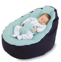 El puf para bebés Baby Bean Bag