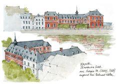 All sizes | Namur, ancien hospice Saint-Gilles | Flickr - Photo Sharing!
