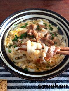 丸亀製麺で鴨ねぎうどんを食べました。【簡単!!冷凍うどんアレンジ】肉玉あんかけうどん | 山本ゆりオフィシャルブログ「含み笑いのカフェごはん『syunkon』」Powered by Ameba